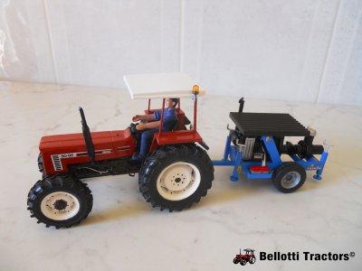 Fiatagri 80-66 DT