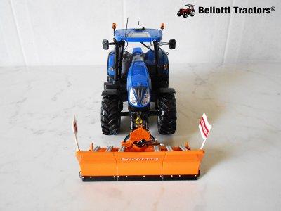 Hydrac Snow Pusher Series SL-III 320