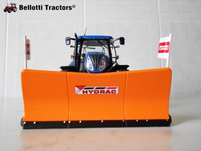 Hydrac Snow Pusher Series SL-III 320