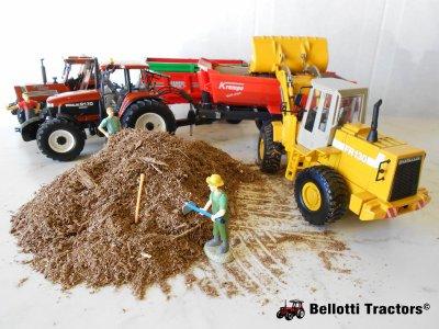Soilhandling work