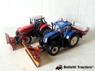 Snow equipment
