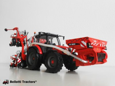 Same Virtus 120 & Kuhn Maxima 2RX with Kuhn TF1500
