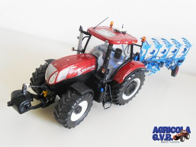 New Holland T7.210 Fiat Power