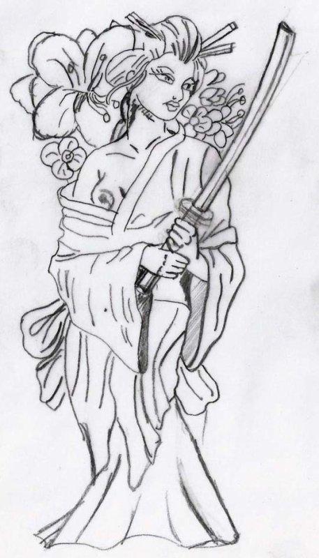 """articles de tatoomania taggés """"geisha tatouage"""" - tatoomania"""