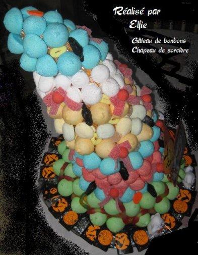 Gâteau de Bonbons !