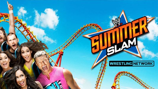 WWE Summerslam Resultats
