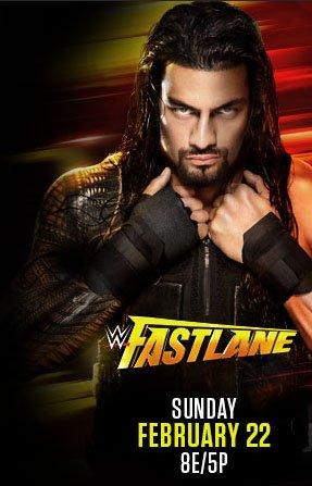 WWE Fastlane 2015