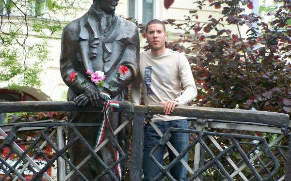 PHOTO PRISES LE 7 MAI 2007 A BUDAPEST