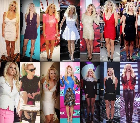 X-Factor : retour sur la saison 2 avec Britney en tant que juge