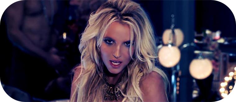 """Derniers tubes en date de Britney : Work Bitch et Til It's Gone issus de """"Britney Jean"""" son 8ème opus"""