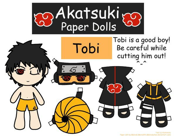 Papers Doll