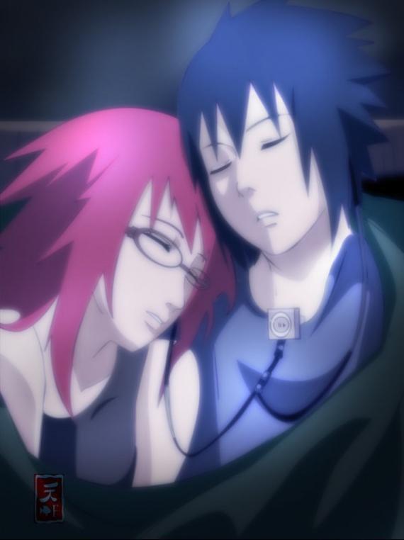Karin & Sasuke