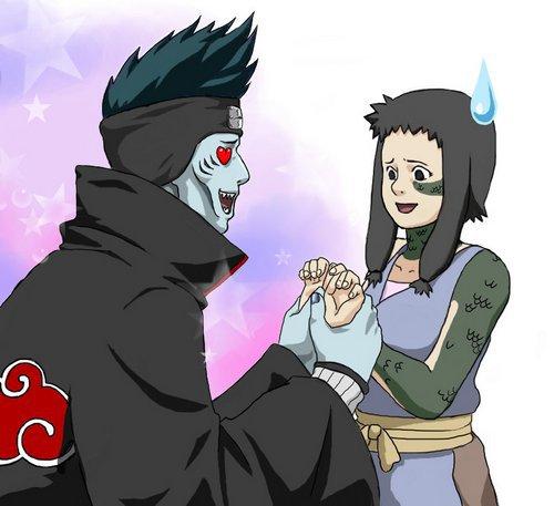 Kisame & Isaribi