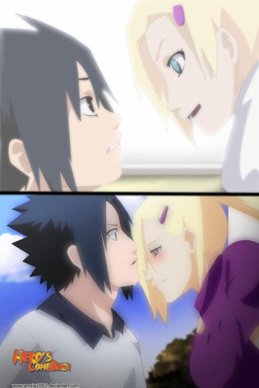 Sasuke & Ino