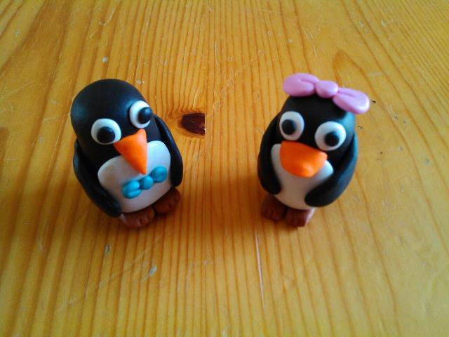 Mister and Miss Pingouin