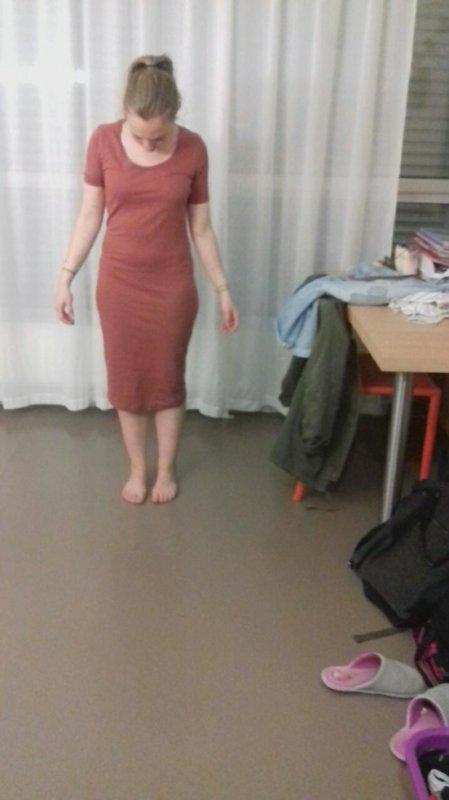 nouvelle robe :)