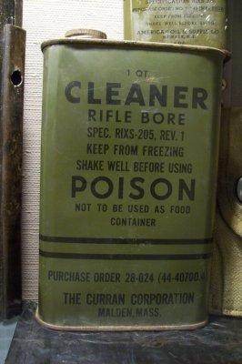 graisse a fusil us. ORIGINAL WW2