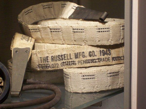 lot de bande .30 et coupe-fil grand modèle  ORIGINAL  WW2
