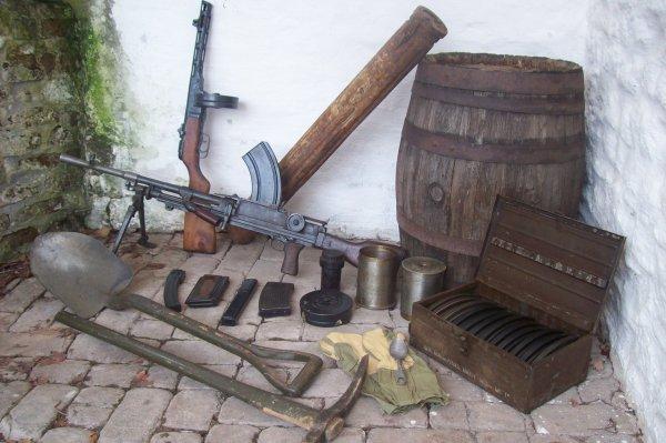 Grosse Rentrée Hivernale       ORIGINAL WW2
