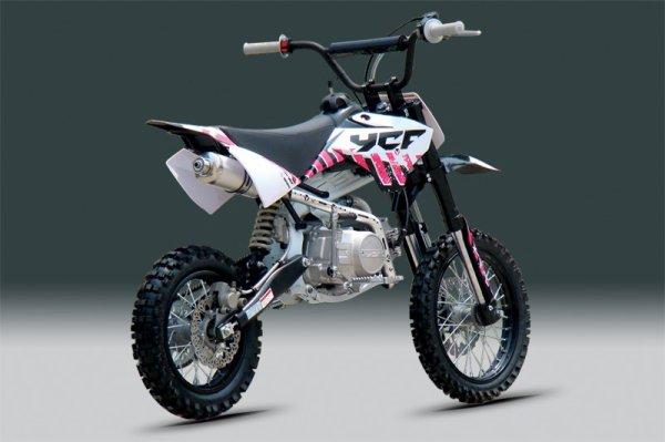 dirt bike 125CC Semi-Auto