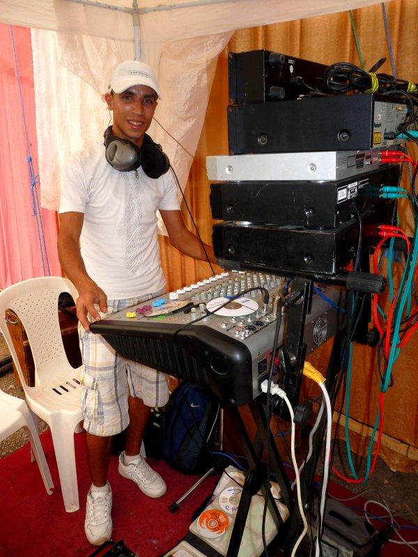 moi  DJ  de maroc