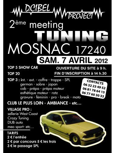 2eme meeting a MOSNAC
