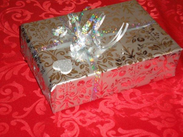 je me suis invitée pour Noel alors je me suis fait un cadeau   lol   !!!