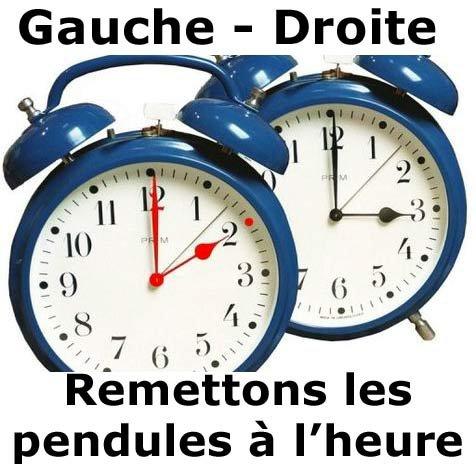 n'oubliez pas de changer d'heure  !!!