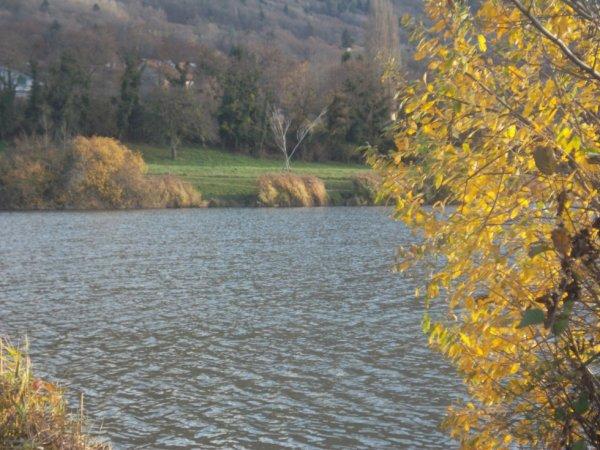le lac de Machilly   !!!