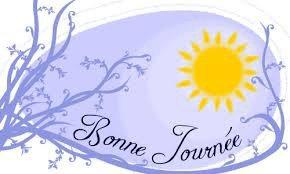 un peu de soleil pour vous souhaiter une bonne journée   !!!