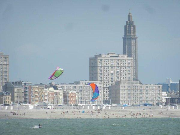 un coucou au Havre ma ville natale      !!!
