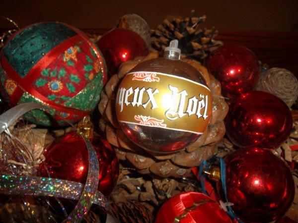 joyeux Noel à tous et à toutes    !!!