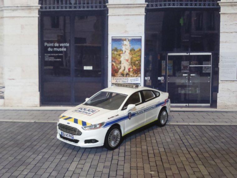 Police Municipale - Noisy le Grand (93) - Ford mondeo