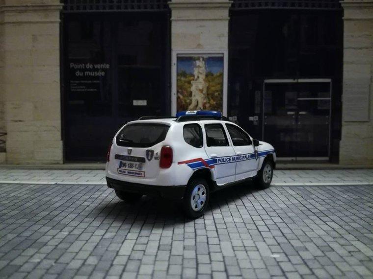 Police Municipale de Grenoble (38) - Dacia Duster