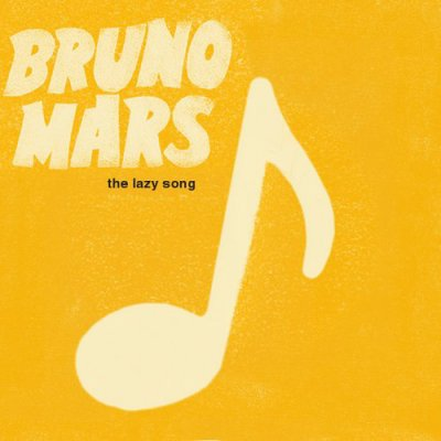 Doo-Wops & Hooligans / The Lazy Song - Bruno Mars (2010)