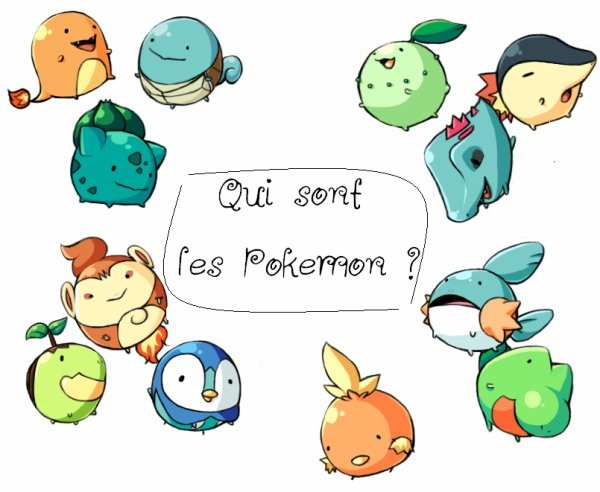 Les Pokemon
