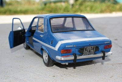 Renault 12 Gordini 1/18 Solido