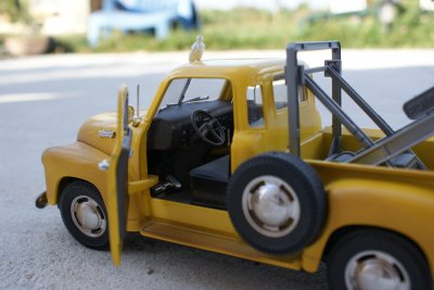 Chevrolet Pick-up dépanneuse Michelin 1/18 Solido