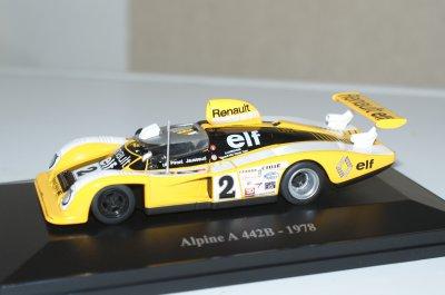 Prototypes Alpine 1/43 Eligor