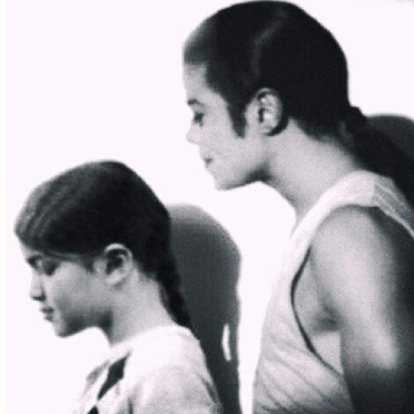 Like father Like son Michael and Blanket