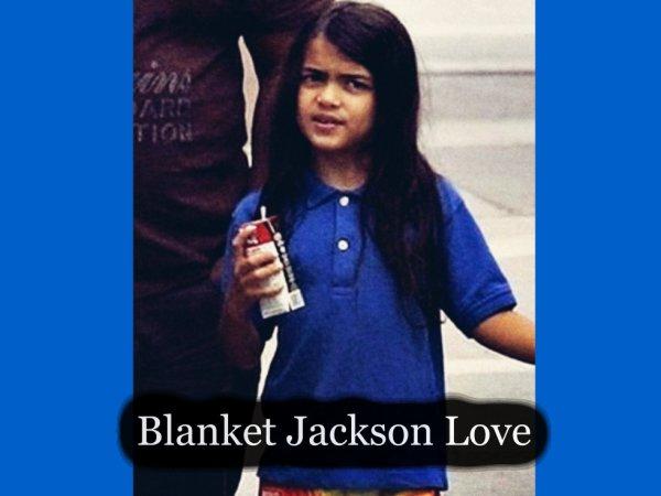 Blanket (Bigi) Jackson