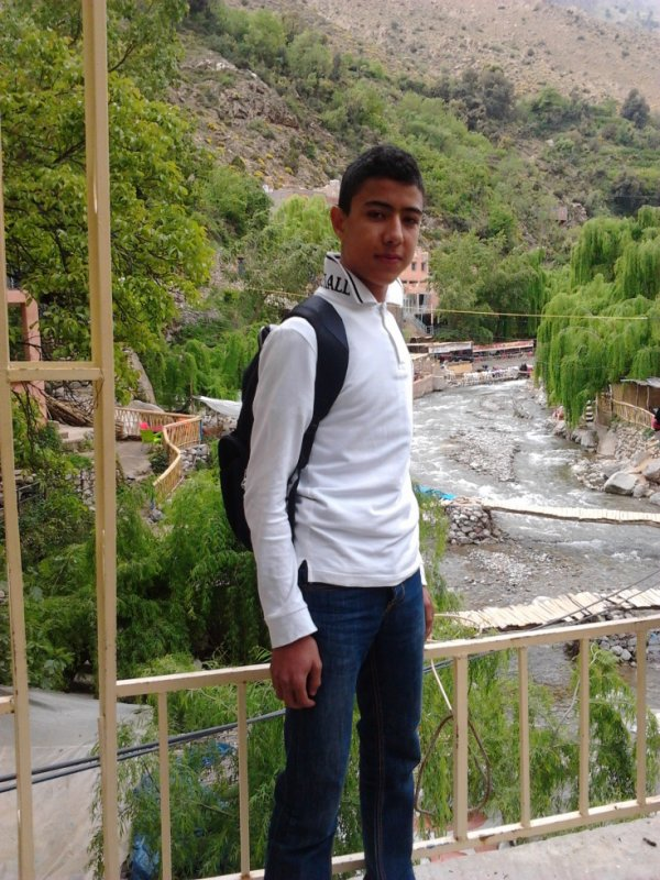 Me in ourika