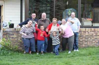 Notre famille réunie