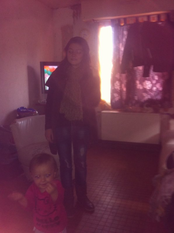 ma fille & la cousine <3