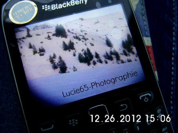 Séance photo du 24/12/2012. : Désolé pour l'absence :