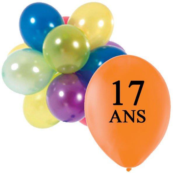 17 ans aujourd'hui !:)