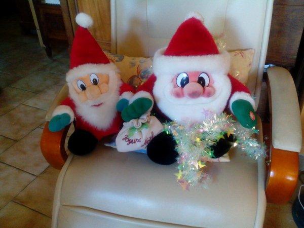 Mes petits papas Noël^^