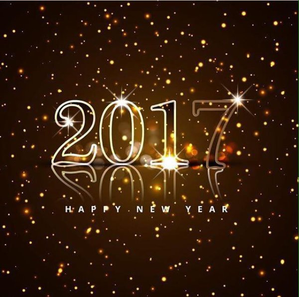 Bonne année et bonne santé 2017 ! :)