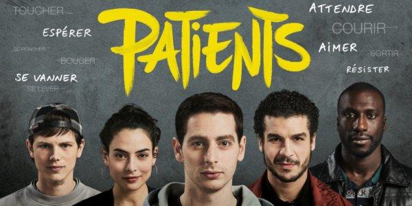 Patients - Le film de Grand Corps Malade sorti au le 1er Mars 2017