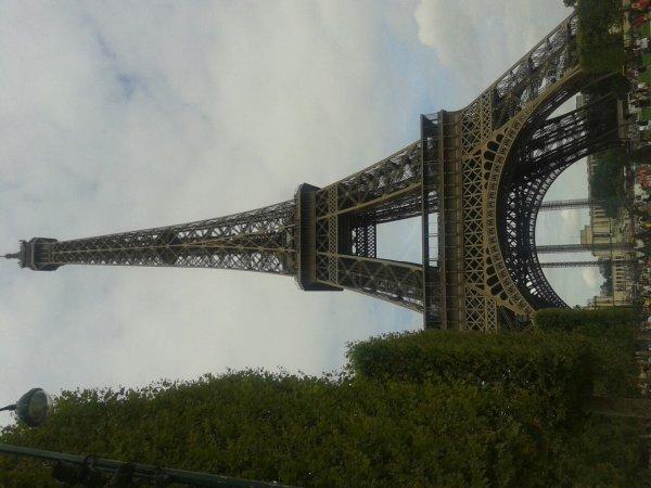 Week end a Paris